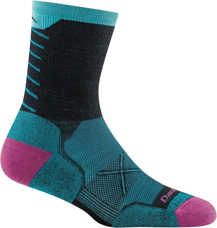 Womens Darn Tough Vertex Micro Crew Ultra-Lightweight Sock with Cushion