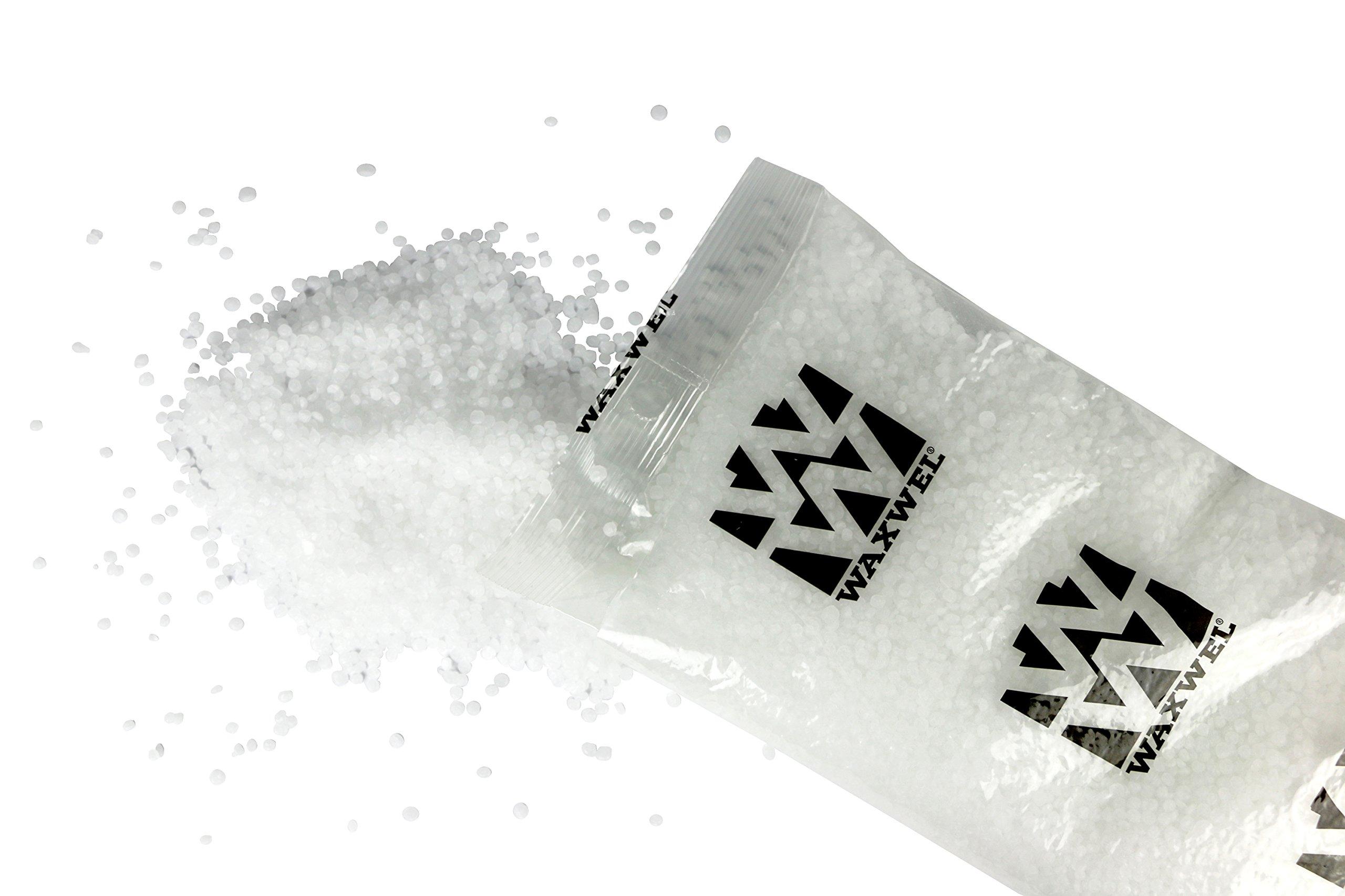 WaxWel Paraffin Bath Refill Wax Beads, 36 lb Case, Citrus