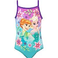 Disney Bañador para Niñas Frozen