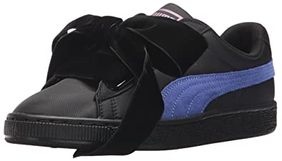 8adad044ac30 PUMA Women s Basket Heart Nylon Wn