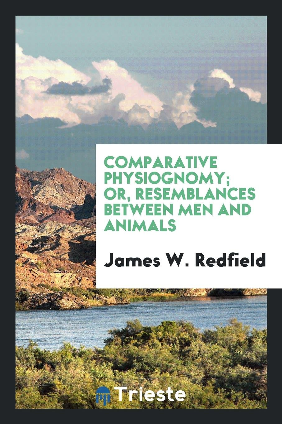 Comparative Physiognomy; Or, Resemblances Between Men and Animals ebook