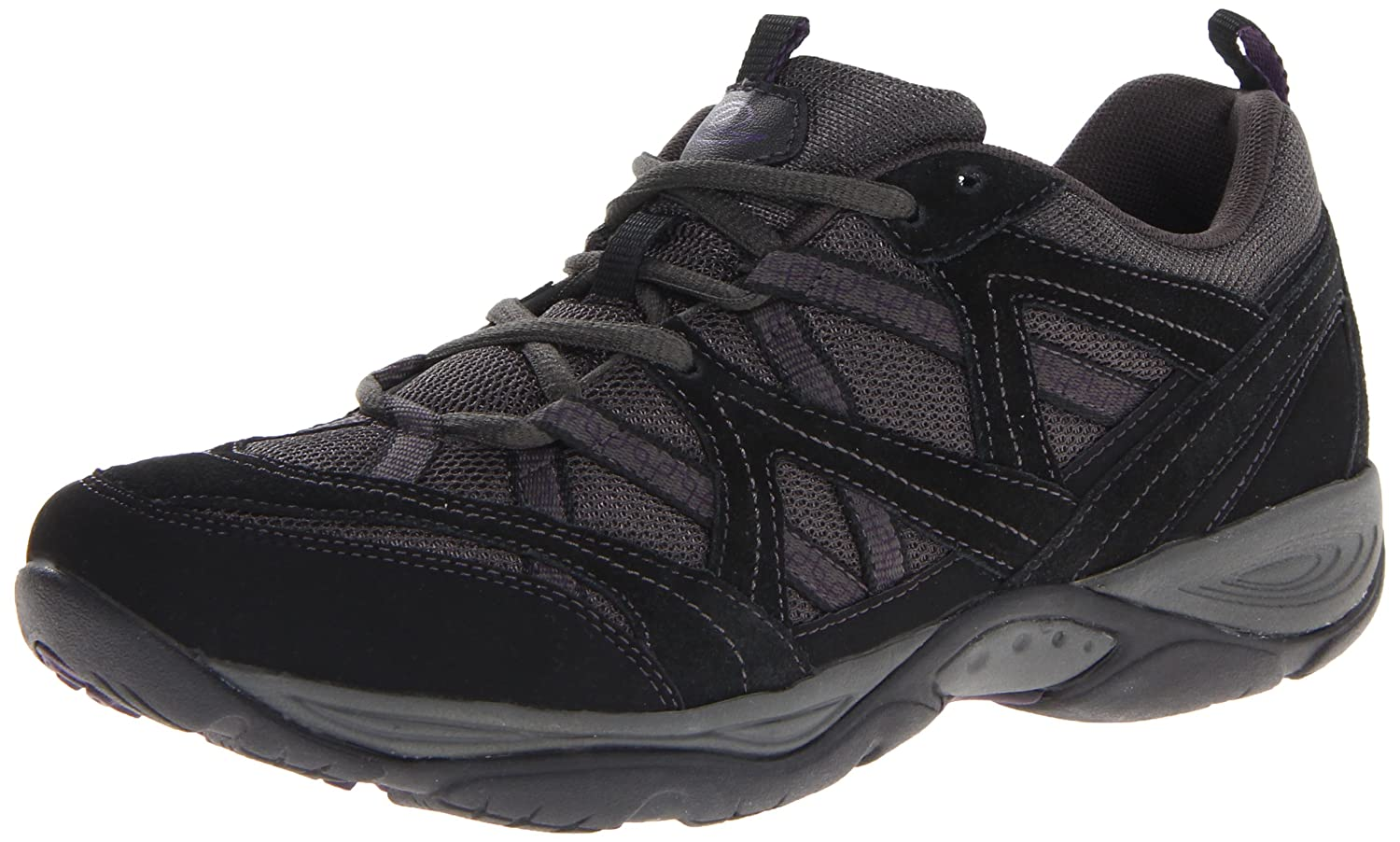 Easy Spirit Women's Exploremap Walking Shoe B00CDBVV16 9.5 W US|Black