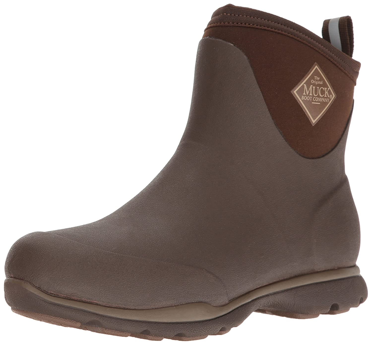 Muck Boot Mens Arctic Excursion Ankle Snow Boot
