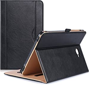"""ProCase Galaxy Tab A 10.1 Case 2016 Model T580 T585 T587 - Stand Folio Case Protective Cover for Galaxy Tab A 10.1"""" Tablet SM-T580 T585 T587 -Black"""