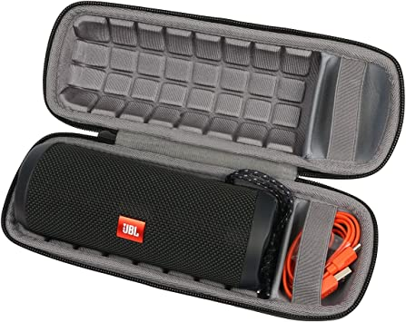 Amazon Com Co2crea Hard Carrying Travel Case For Jbl Flip 3 4 Waterproof Portable Bluetooth Speaker Can T Fit Charge 4 Speaker Electronics