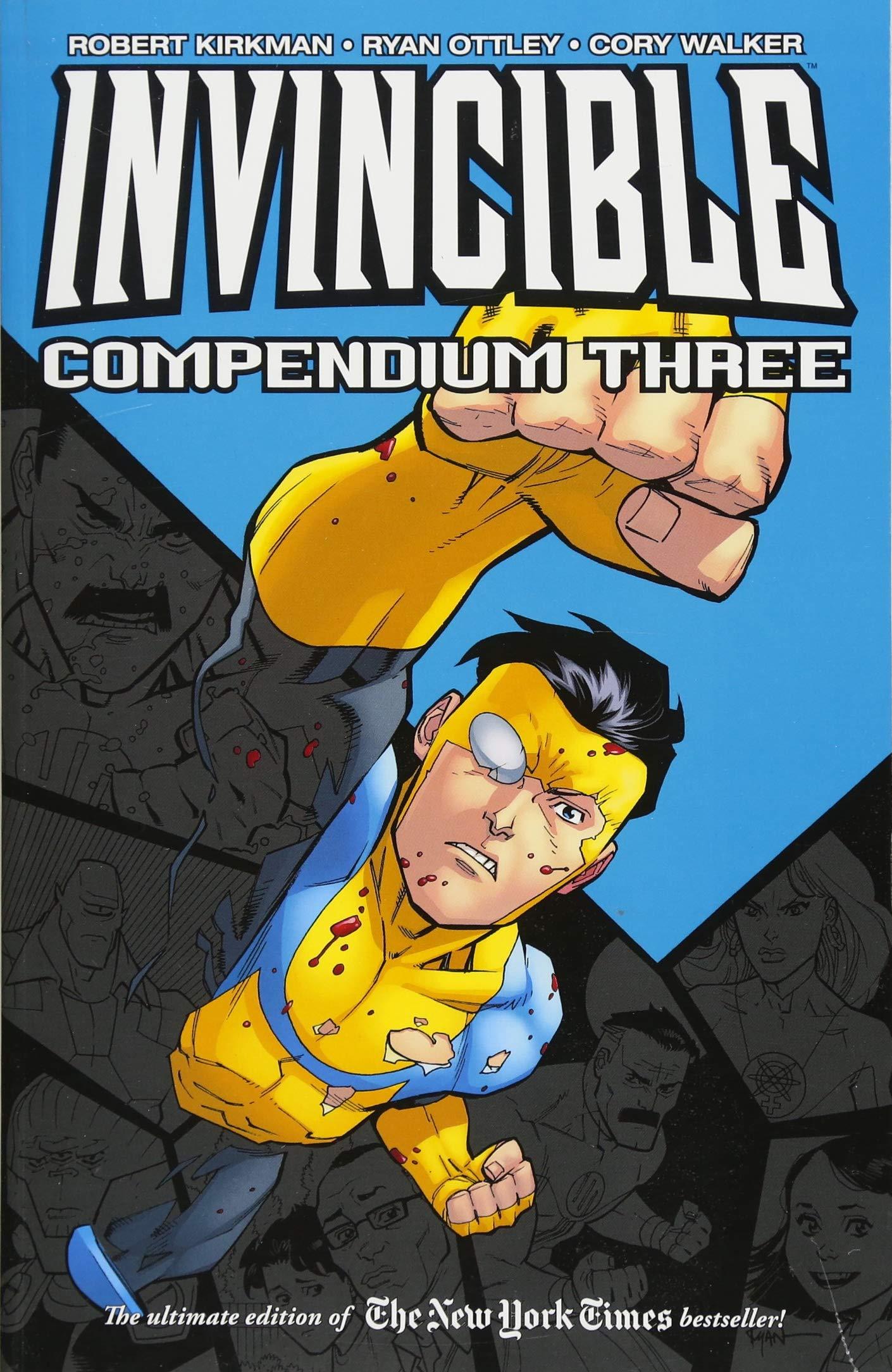 Invincible Compendium Volume 3 by Image Comics