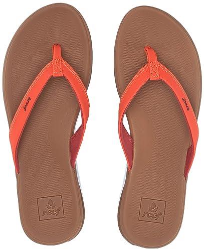 82eb3152f2ce Amazon.com  Reef Women s Rover Catch Flip-Flop  Shoes