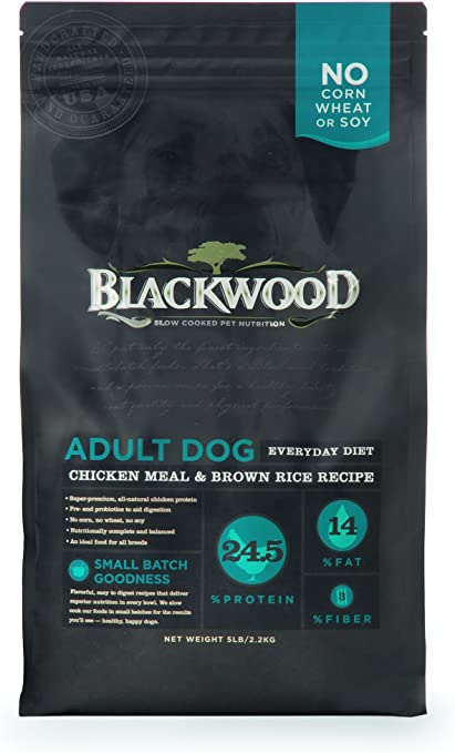 Amazon Com Blackwood Adult Dog Food Everyday Diet Made In Usa