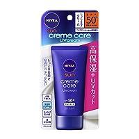 NIVEA sun CREAM CARE UV cream 50 g SPF50+ PA++++