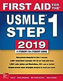First Aid for the USMLE Step 1 2019,  Twenty-ninth edition
