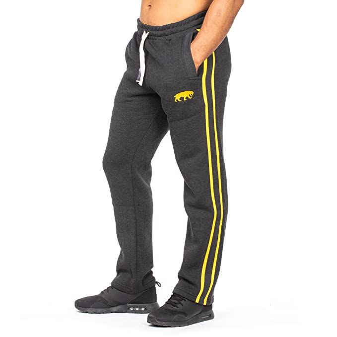 SMILODOX Herren Jogginghose | Trainingshose für Sport Fitness Gym Training & Freizeit | Sporthose Jogger Pants Sweatpants Hosen Freizeithose