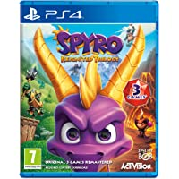 Spyro Trilogy Reignited - PlayStation 4 (PS4)