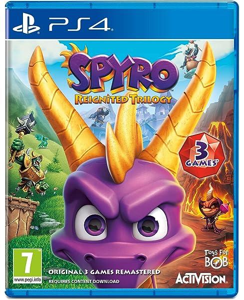 Spyro Trilogy (PlayStation 4): Activision: Amazon com au