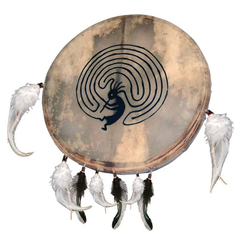 Sami Shamnic Drum 40cm with Print