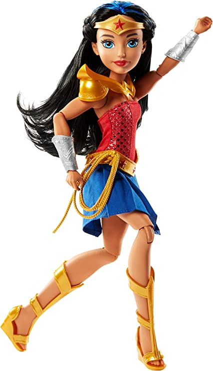NEW  Wonder Woman DC Super Hero Girls 12 inch Action Figure MATTEL Comics Doll