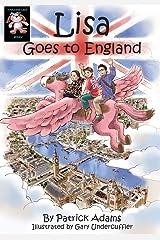 Lisa Goes to England (Amazing Lisa) Paperback
