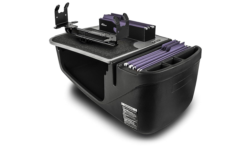 AutoExec AEFile-02BLK Efficiency Car Desk Black 1 Pack AUE27000