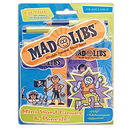 Best of Best Mad Libs