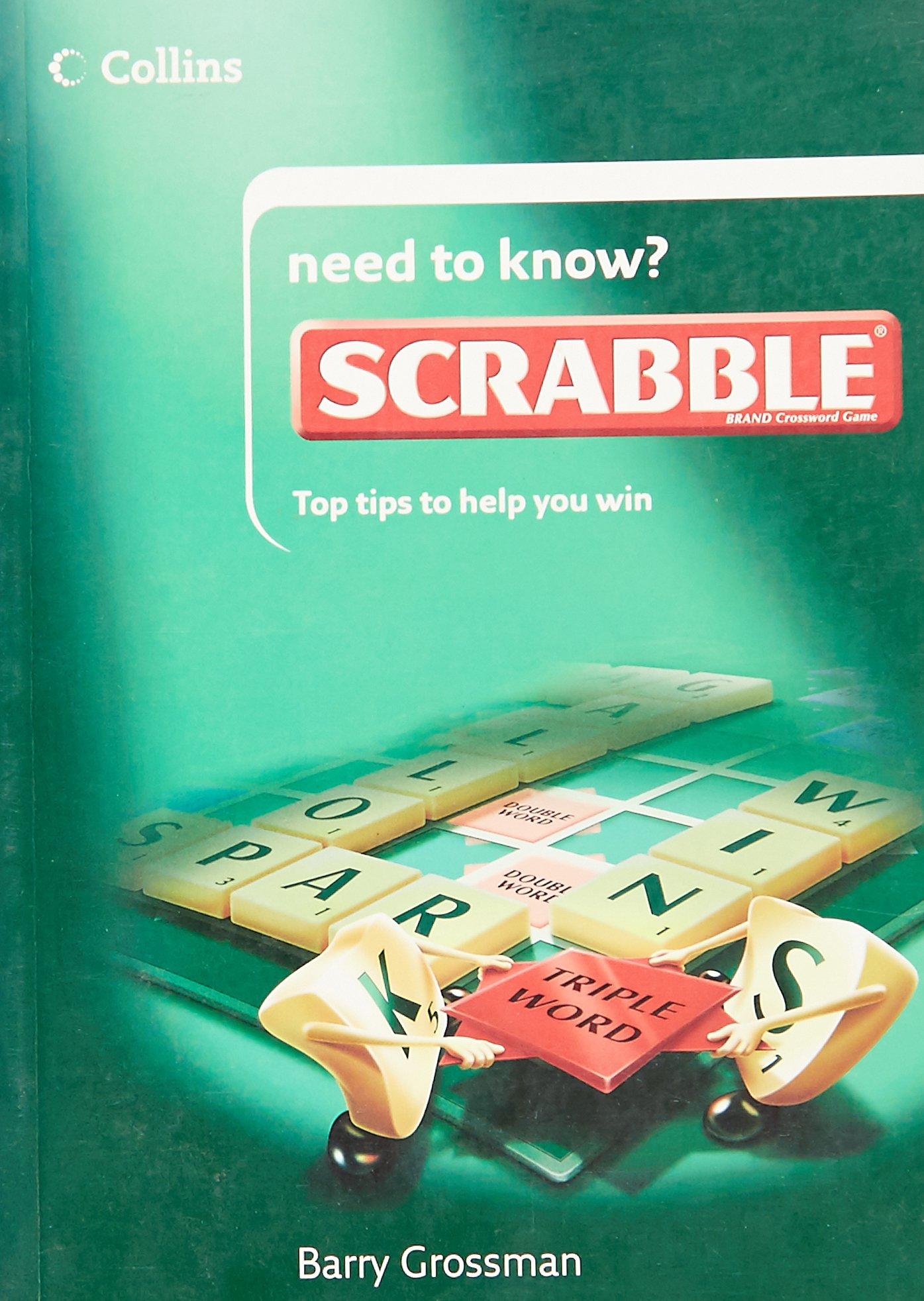 Scrabble (Collins Need to Know?): Amazon.es: Grossman, Barry: Libros en idiomas extranjeros