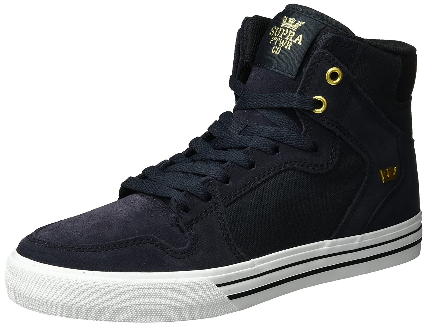 Supra Vaider LC 11 Sneaker B01IFLS6QA Medium / 11 LC C/D US Women / 9.5 D(M) US Men|Midnight/White 691686