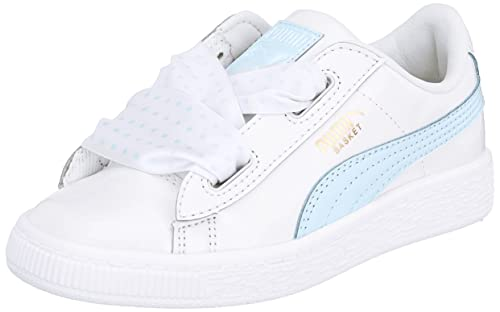 Puma Basket Heart Stars PS, Zapatillas para Niñas: Amazon.es: Zapatos y complementos
