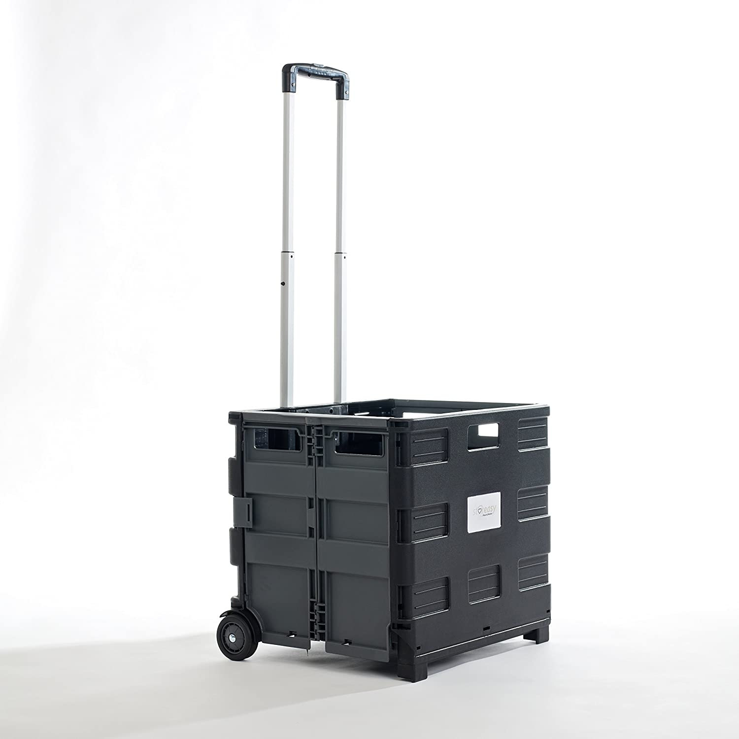 Storeasy ® Folding Foldable Hand Trolley Suitable For Shopping, Camping, Car Boots & Trade Shows