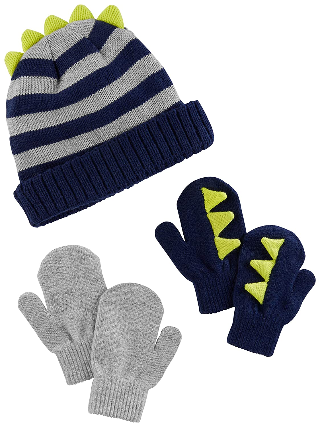 Simple Joys by Carter's Boys' Hat and Mitten Set Simple Joys by Carter's