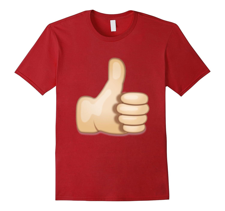 Thumbs Up Emoji T-shirt-T-Shirt