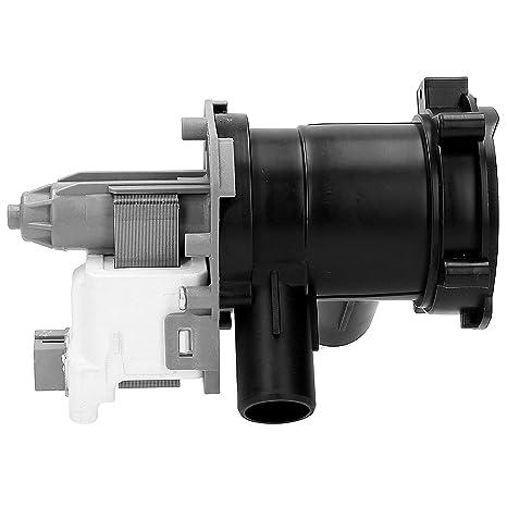 Wessper Bomba de drenaje para lavadora Bosch Classixx 5: Amazon.es ...