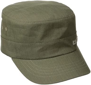 19bc4e8f92c Kangol Men s Denim Army Cap at Amazon Men s Clothing store  Baseball Caps