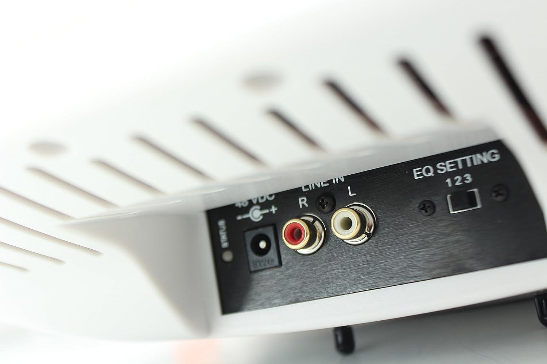 Hypersonic Sound Hss H 460 Directed Audio System Speaker Technology Hi Fi Speakers