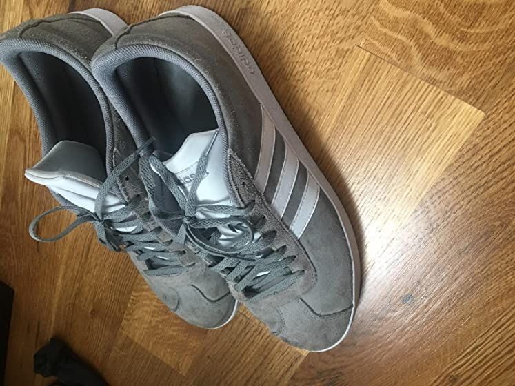 Adidas Men's Vl Court 2.0 Sneaker Comfy and go with everything