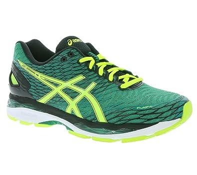 huge selection of 95d4c 782b7 ASICS Gel Nimbus 18, Chaussures de Running Homme