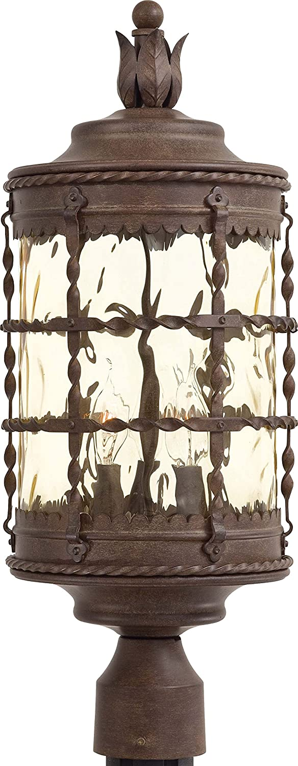 Amazon.com: Minka Lavery Outdoor Post Lights 8885-A61 ...