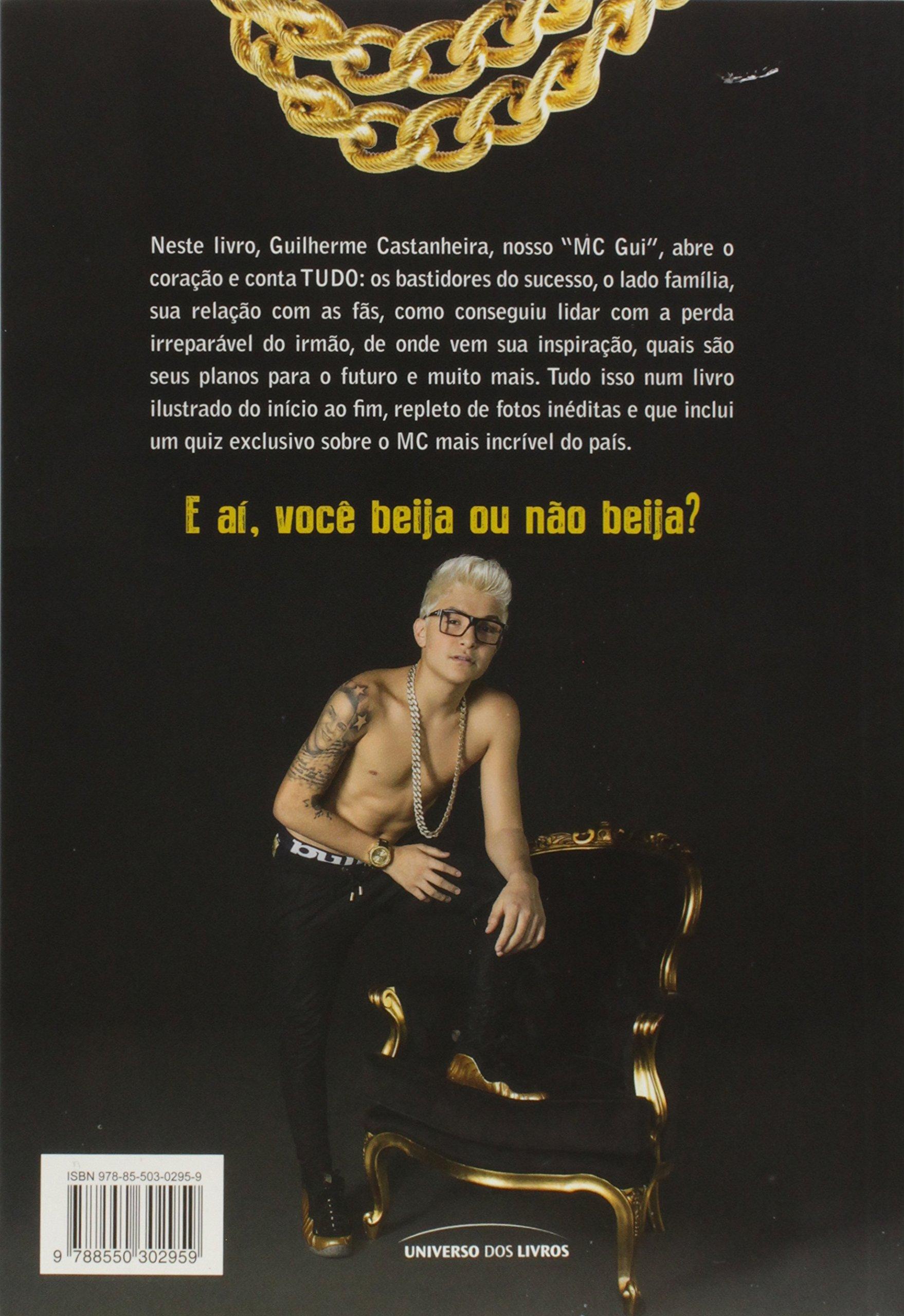 MC Gui. Livro Oficial do Astro - Volume 1 - 9788550302959 - Livros na  Amazon Brasil 796d507439