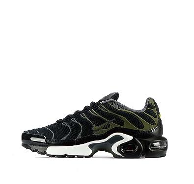 Nike Air Max Plus (Gs), Jungen Jazz, modern, schwarz Black