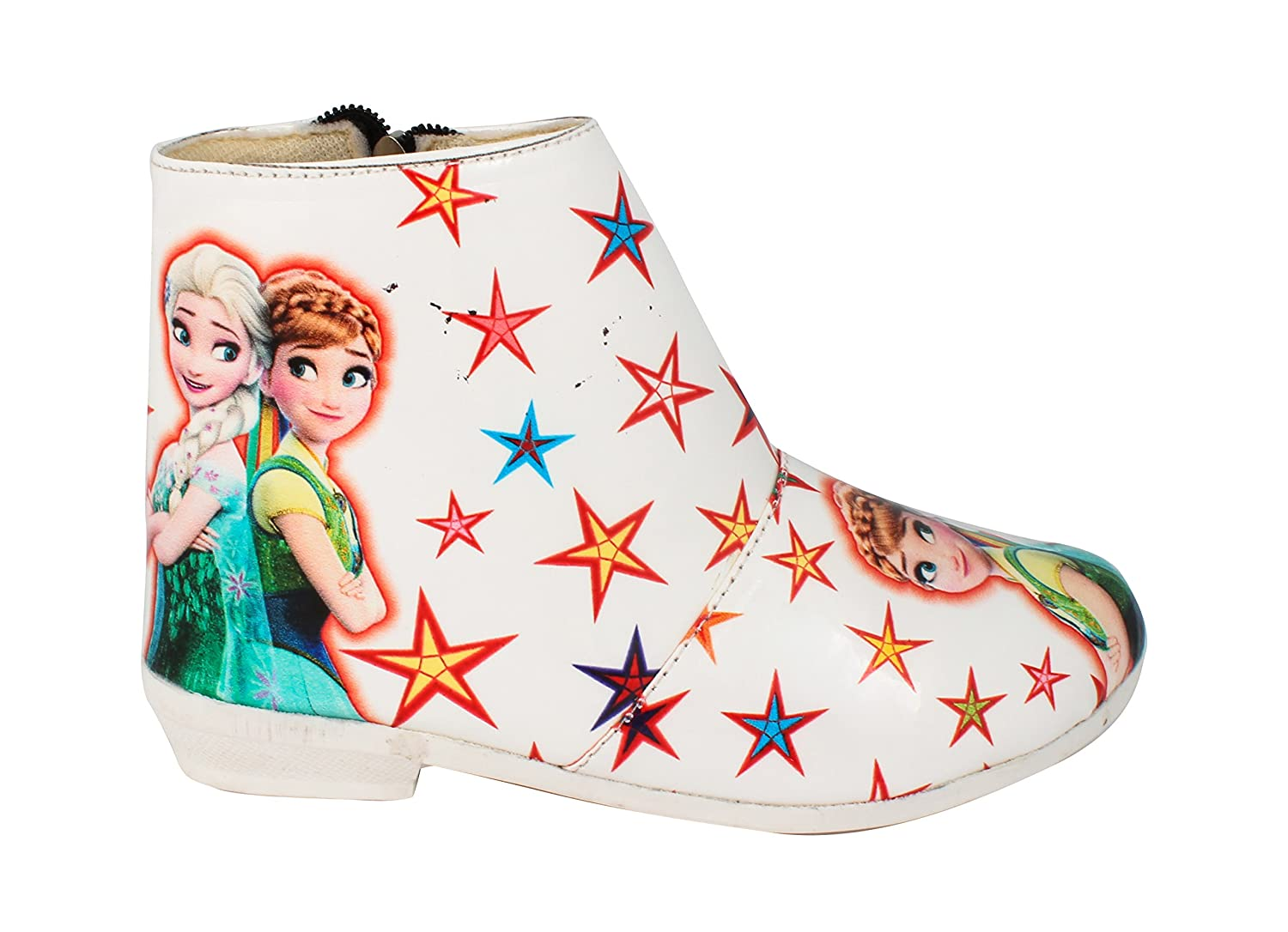 Buy Baby Girl Shoes(Barbie Design) Age