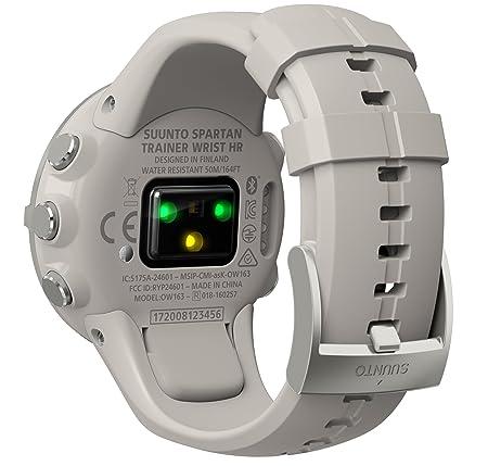 Amazon.com: Suunto Spartan Trainer Wrist HR Multisport Lightweight GPS Watch and Wearable4U Ultimate Power Pack Bundle (Sandstone): GPS & Navigation