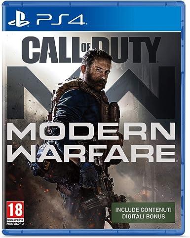 Call of Duty: Modern Warfare - Amazon Edition - PlayStation 4 ...