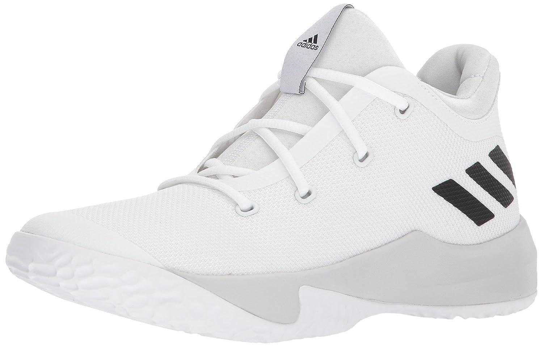 Adidas hombre 's rise up 2 zapatilla de baloncesto b0728b7cc6 11 D (m) uswhite