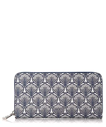 Liberty London Iphis Lrg Z Wallet One Size Grey At Amazon Womens