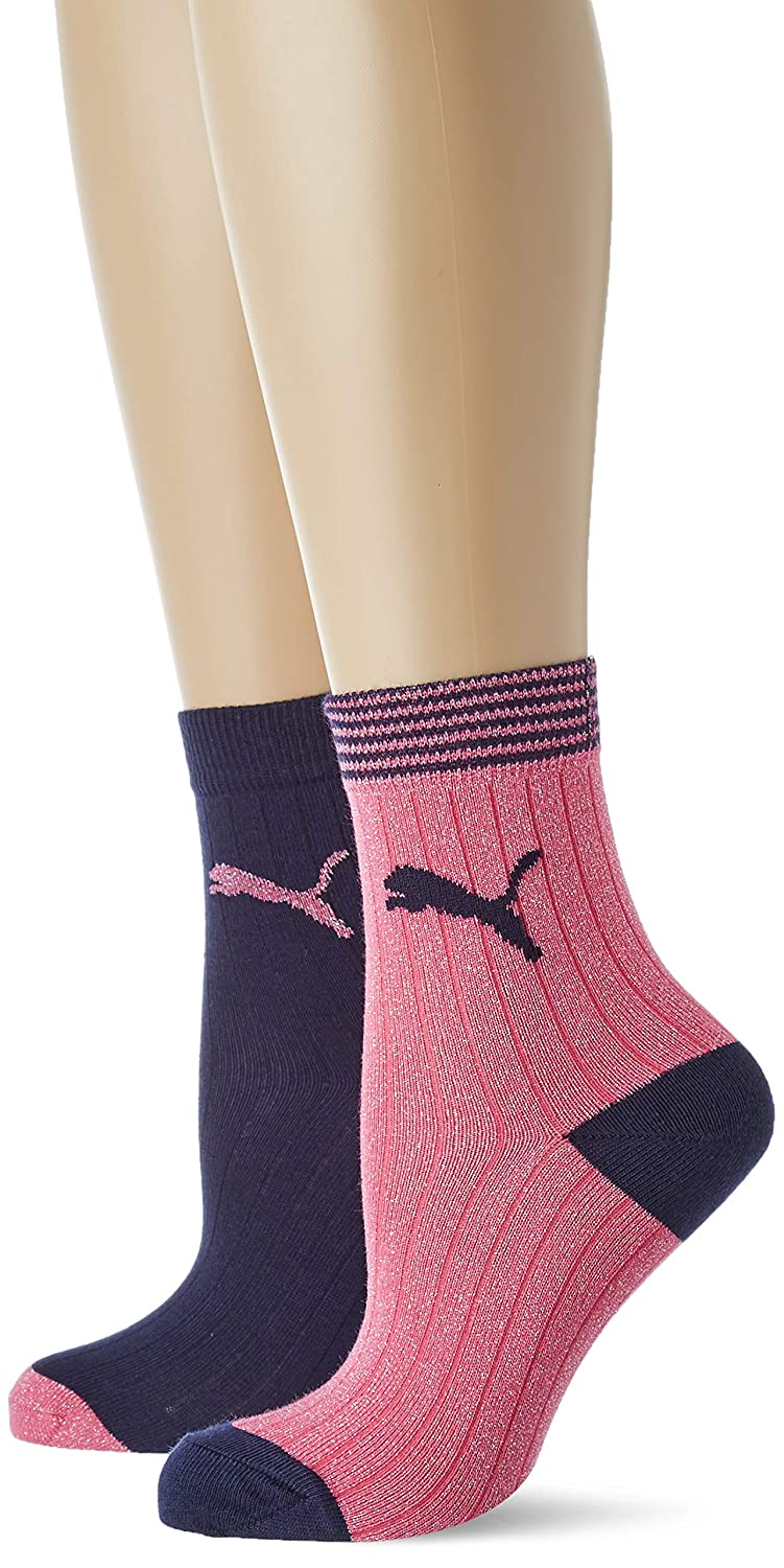 Puma Girl's Sports Socks pack of 2 284003001