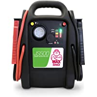 MAXTOOLS JS500 Arrancador de coche (12V, máx. 2200A)