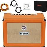 Orange Crush Pro CR120C 2x12 Combo Amp Guitar Amplifier 120 Watts with Bundle