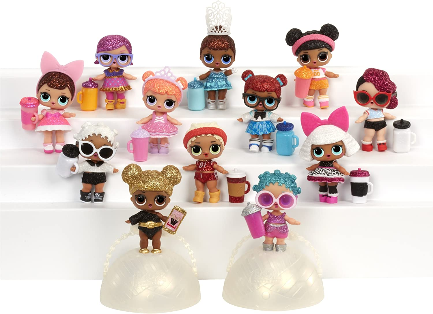 L O L Surprise Glitter Series 2 Pack Toys Games