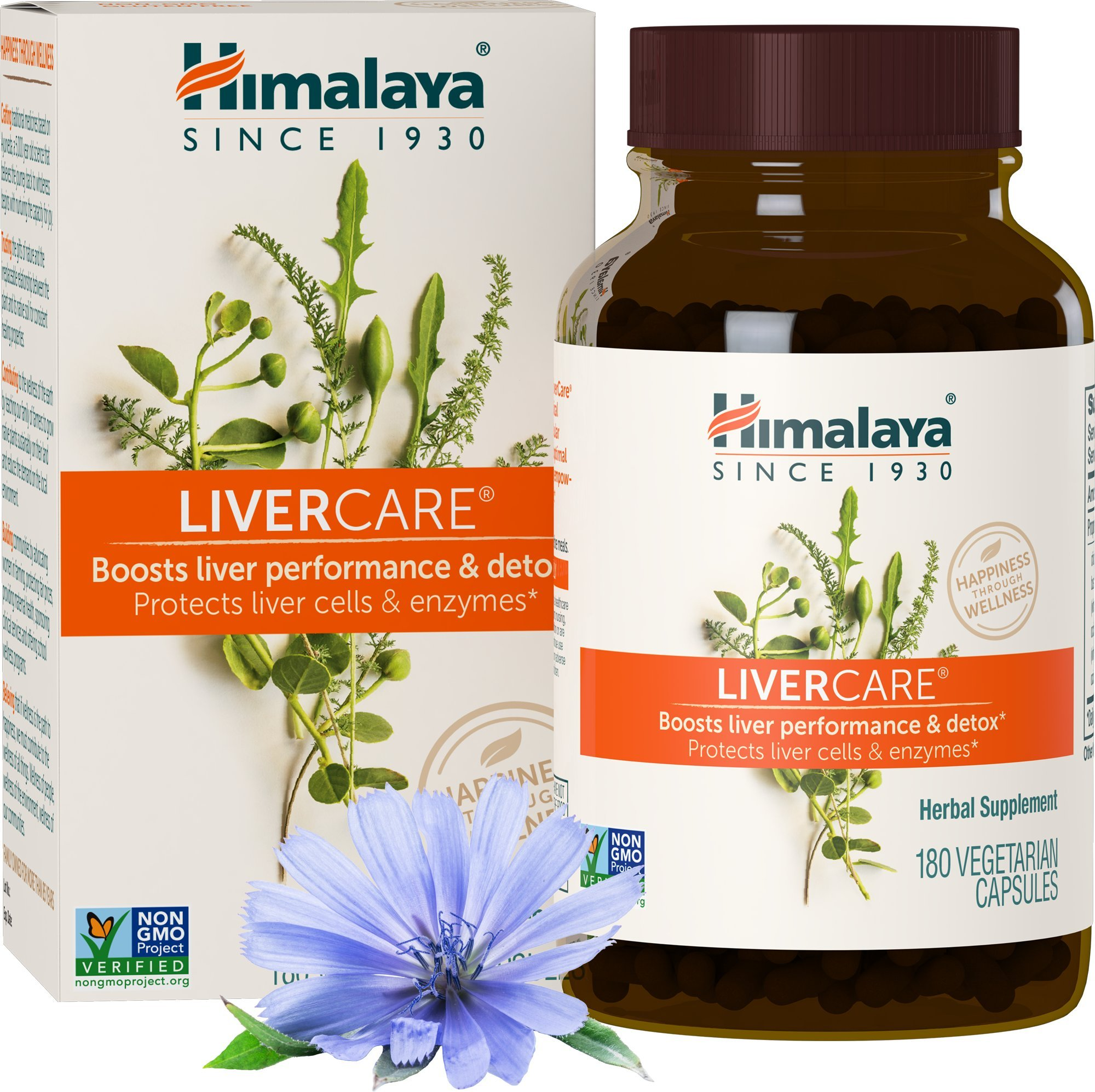 Cheapest amazon herbs - Himalaya Livercare Liv 52 For Liver Cleanse And Liver Detox 375 Mg 180