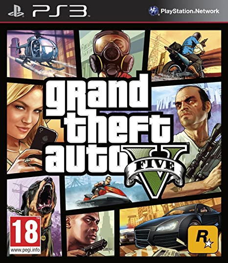 Buy Grand Theft Auto V Ps3 Online At Low Prices In India Rockstar Games Video Games Amazon In