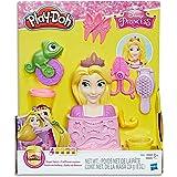 Play Doh - Disney Princess - Rapunzel Royal Salon 4 Tubs & Accessories