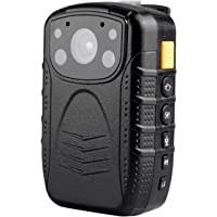 R-Tech Hd 1080p Police Body Camera Security Ir Cam