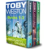 Singularity's Children: Box Set, Books 1-3, Science Fiction Action Adventure